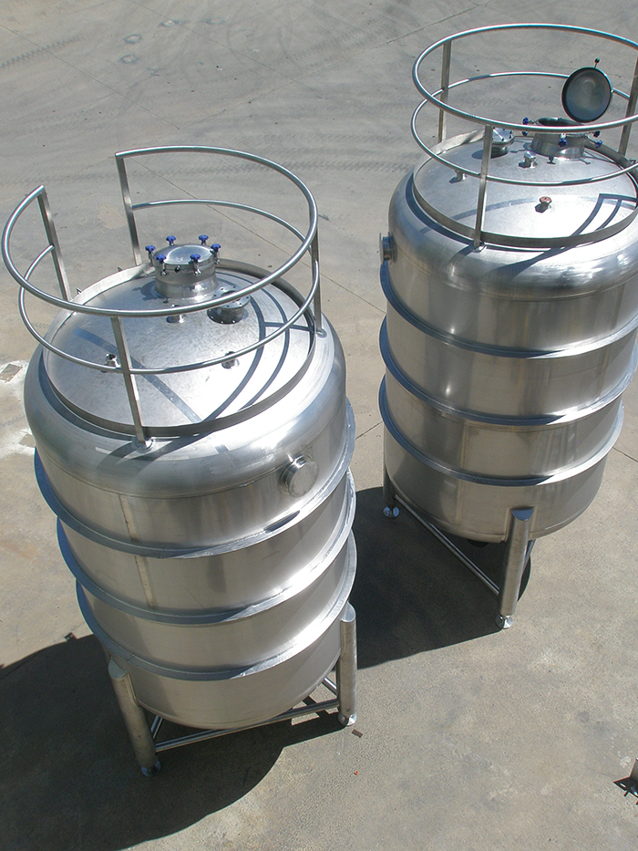 Stainless Steel Tanks Liquid Storage Amp Processing Tanks