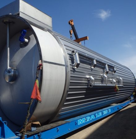Stainless Steel Storage Tanks, furphy engineering, stainless steel tanks, pressure vessels, manufacturers, speciality, integrity services, mixing tanks