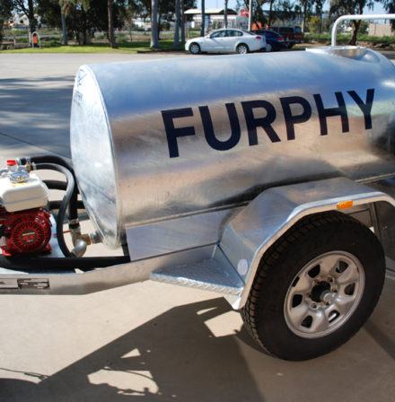 Furphy Water Carts, heritage, stainless steel, engineering, victoria