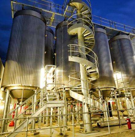 stainless steel tank, stainless steel pressure vessels, heat exchange, engineering