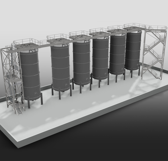 Visual Testing, stainless steel, asset management