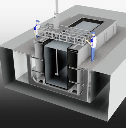 Radio Graphic Testing, robotics, engineering, design, ultrasonic