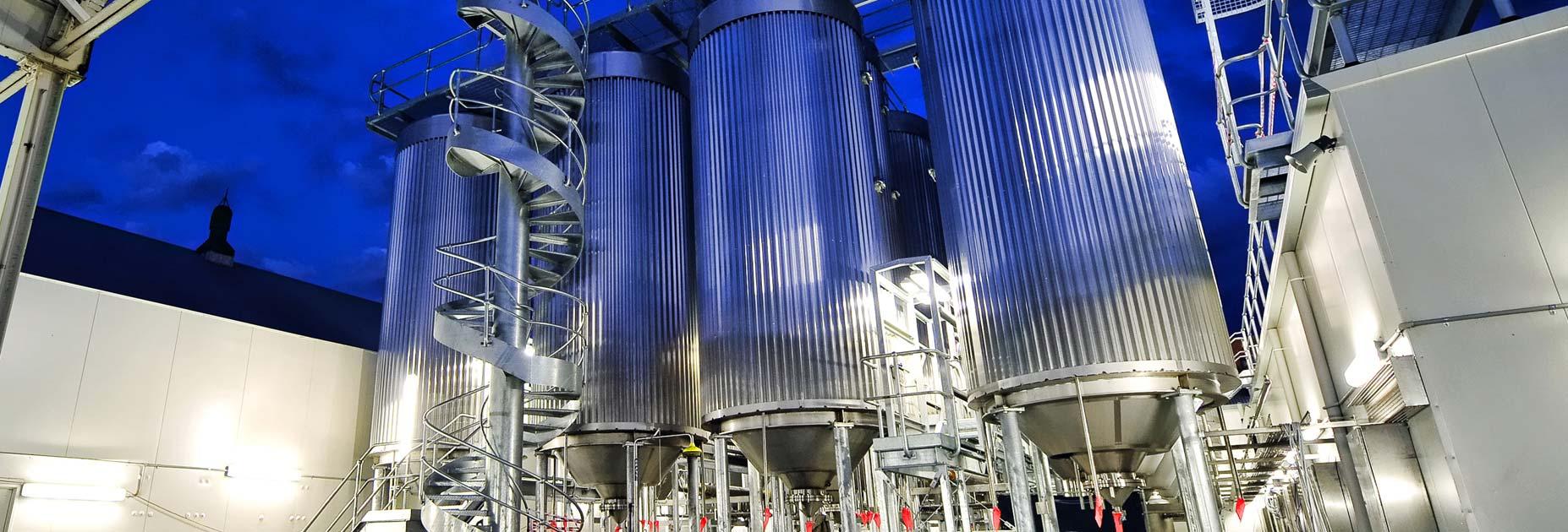 stainless steel tank, stainless steel pressure vessels, engineering, mixing tanks,
